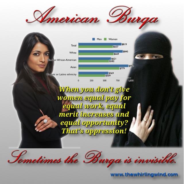 American Burqa Meme