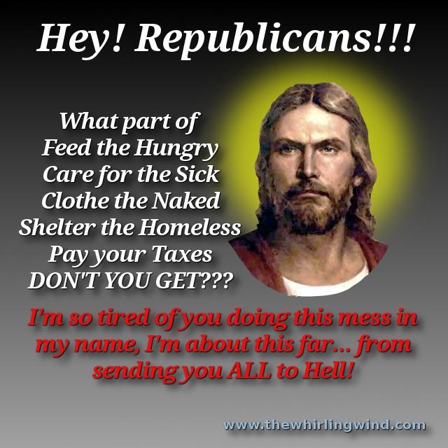 Angry Jesus Meme