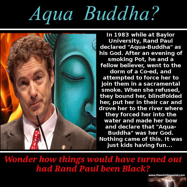 Gallery - Aqua Buddha Meme
