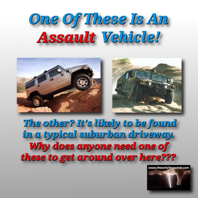 Assault Vehicle Meme