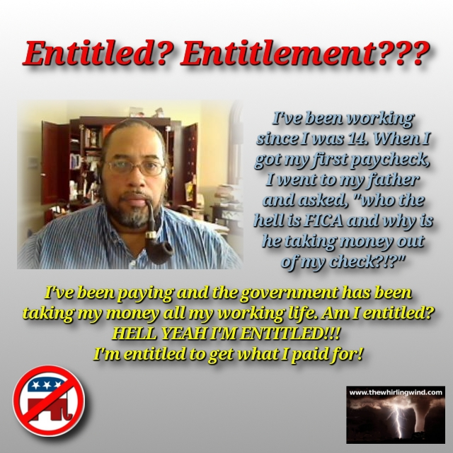 Entitlement Meme