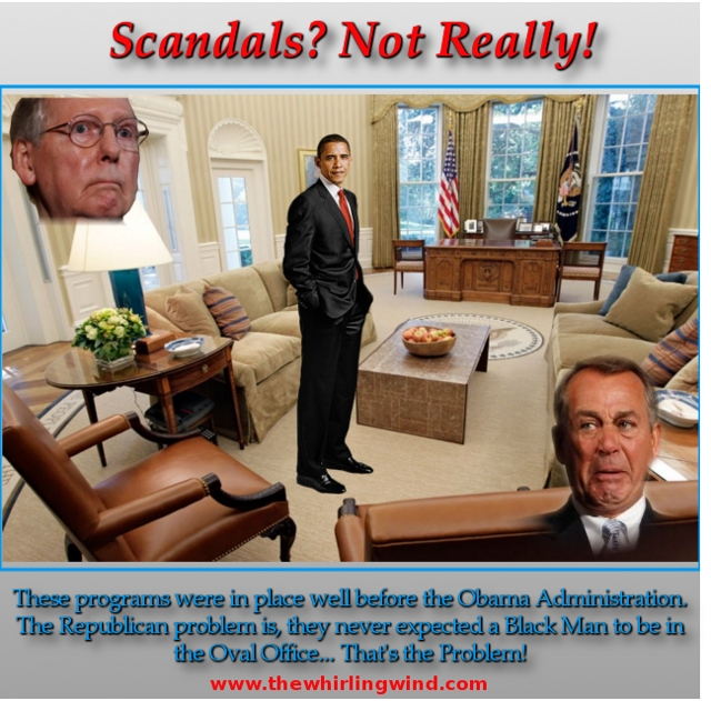Gallery - Faux Scandals Meme