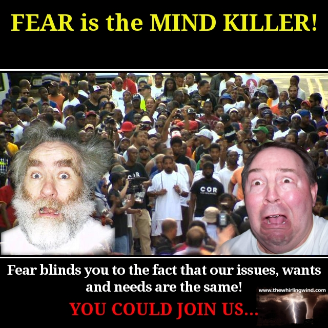 Gallery - Fear Is The Mind Killer Meme