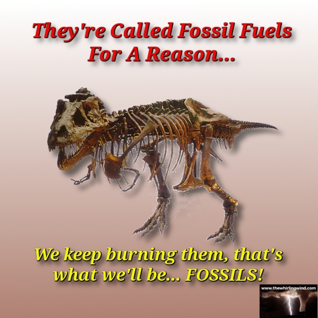 Fossil Fuels Meme