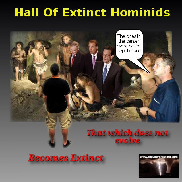 GOP Extinction Meme