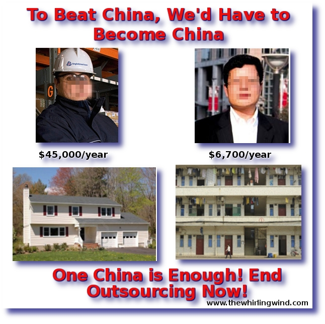 One China is Enough