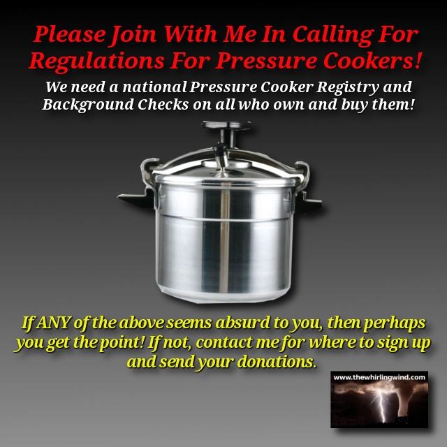 Pressure Cooker Meme