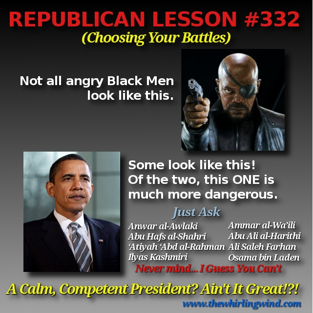 Republican Lesson #332 meme