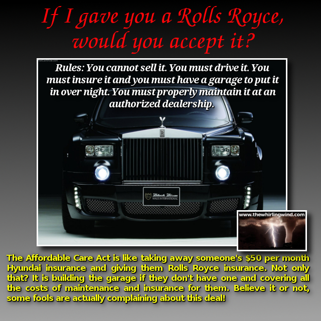 Gallery - Rolls Royce Insurance Meme