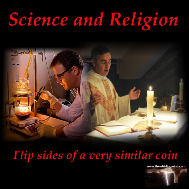 Gallery - Science And Religion Meme