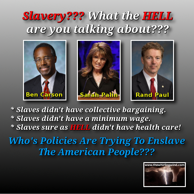 Gallery - Slavery Comparison Meme