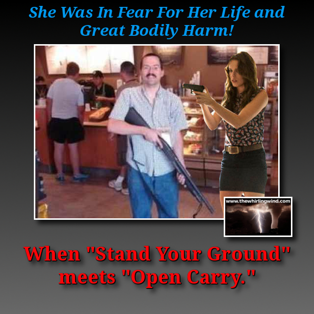 Gallery - Stand Your Ground Meets Open Carry Meme