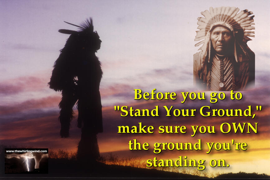 Gallery - Stand Your Ground Meme