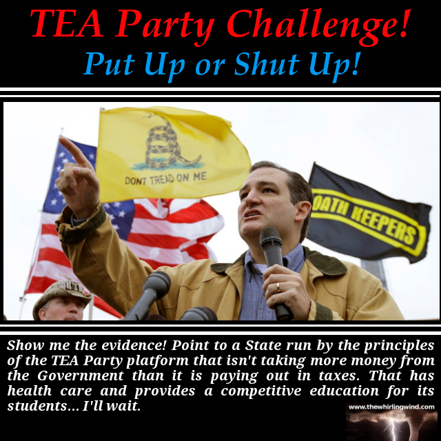 Gallery - TEA Party Challenge Meme