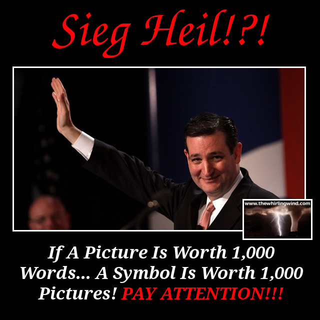 Gallery Ted Cruz Sieg Heil Meme