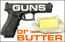 Guns Or Butter?