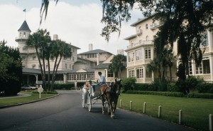 J.P. Morgan family's Jekyll Island Resort
