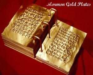 Mormon Golden Plates