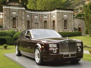 Paula White's Rolls Royce