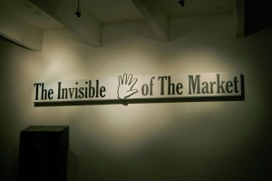 The Not So Invisible Hand Of The Market