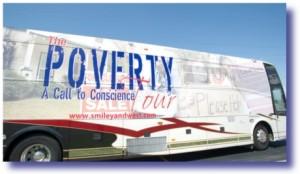 Poverty Tour Bus