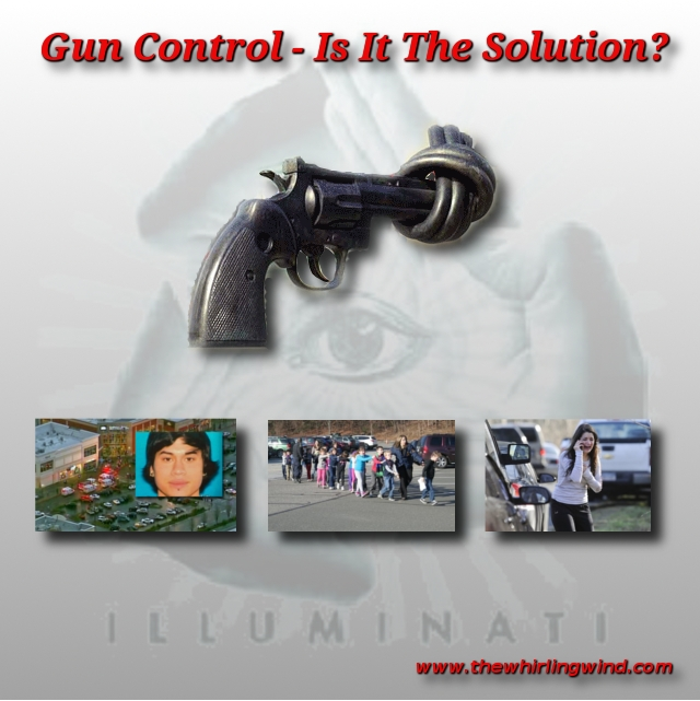 Gun Control Header
