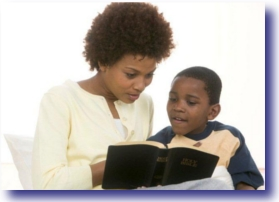 Children And The Bible
