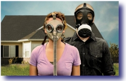 Doomsday Preppers Gas Masks