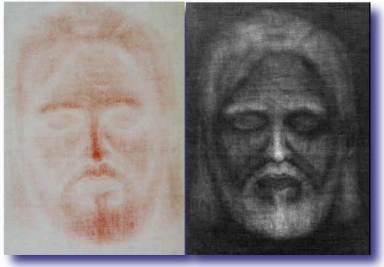 Holy Shroud - Holy Fake? Modern Reproduction of the Shroud of Turin
