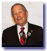 Understanding The Second Amendment - Michael Bloomberg