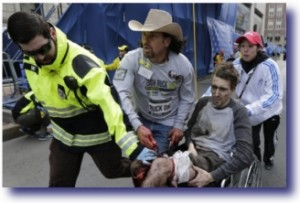 Rule by Fear - Victim of Bombing