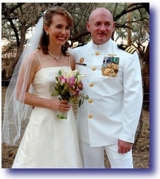 Black in America - Gabby Gifford's Wedding