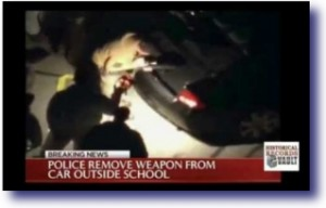 Rule by Fear - Newtown Gun Removed From Trunk