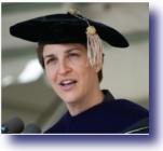 Rachel Maddow's Problem - Commencement Address