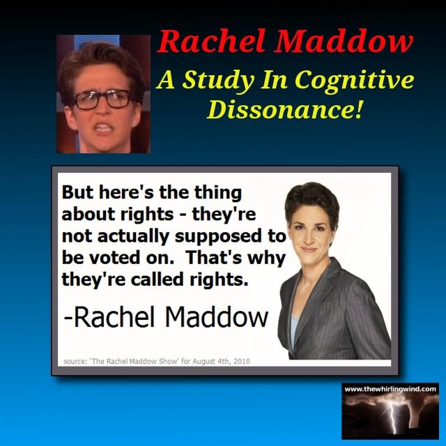 Rachel Maddow's Problem Header