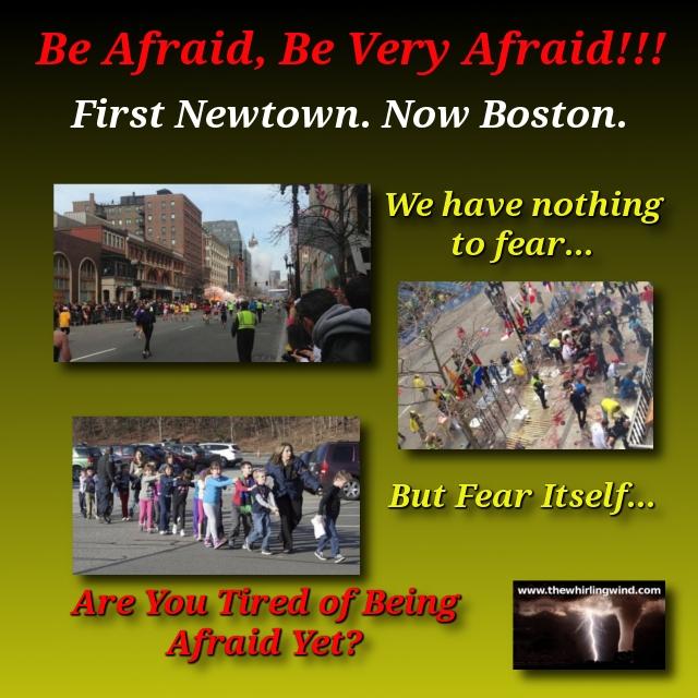 Rule By Fear Header