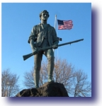 Understanding The Second Amendment - Minute Man Statue