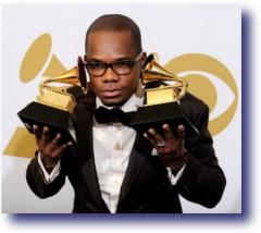 Pimping Jesus - Kirk Franklin Grammys