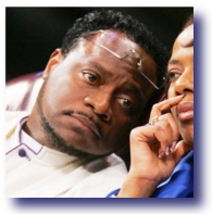 Homosexuality In The Church - Bishop Eddie Long