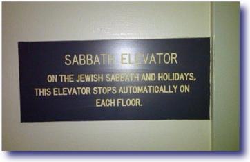 Pimping Jesus - Sabbath Elevator