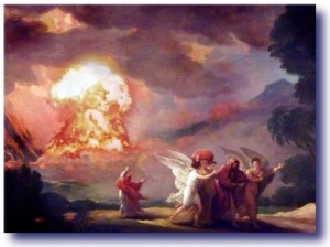 Homosexuality In The Church - Sodom and Gomorrah