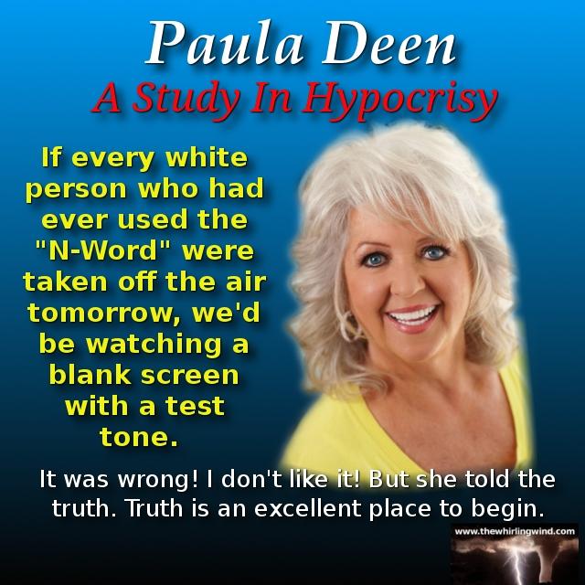 Paula Deen - Header