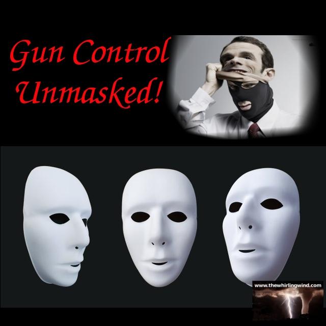 Gun Control Unmasked Header