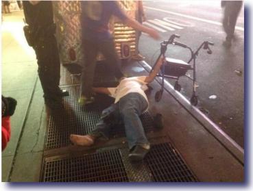 Gun Control Unmasked - Times Square Shooting