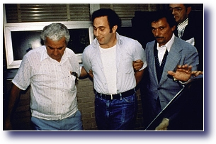 Mind Control - David Berkowitz Arrest.