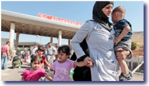 Syria's Consequences - Syrian Refugees
