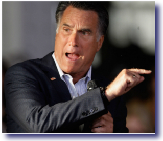 Destroying America - Mitt Romney