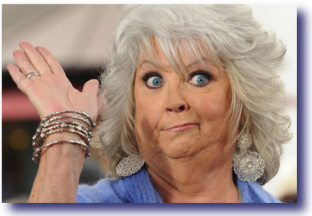 Monkey Dust Blinded by Racism - Paula Deen